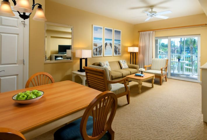 Sheraton Broadway 2-Bedroom, fun for everyone!