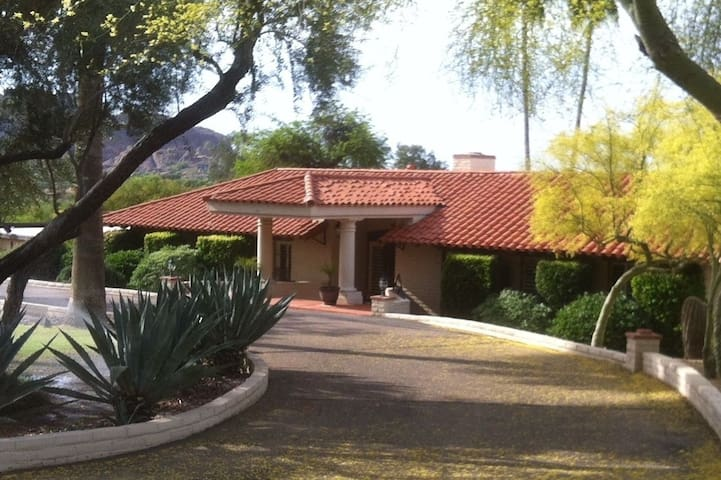 Charming Guest Casita in Paradise Valley