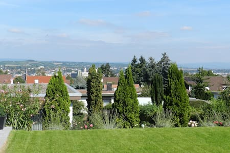 Komfort 2-ZKBT-Whg in Bad Kreuznach-Panorama-Blick - Bad Kreuznach - อพาร์ทเมนท์