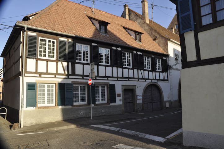 GITE AU VIEUX PRESSOIR - Molsheim - อพาร์ทเมนท์