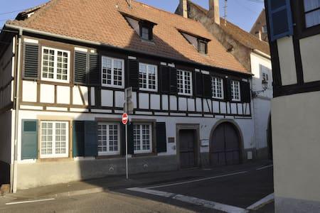 GITE AU VIEUX PRESSOIR - Molsheim