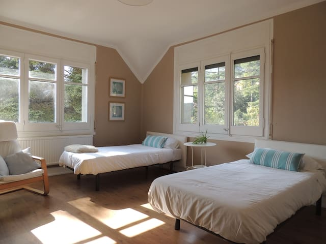 20% off!! Double room with private bathroom