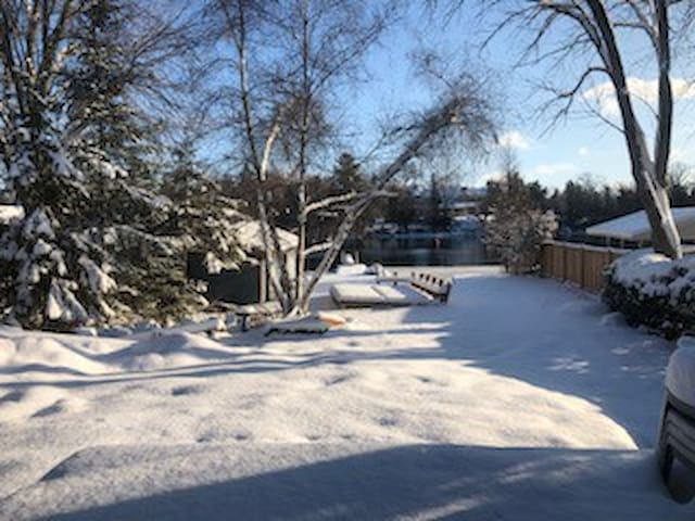 Bobcaygeon Waterfront Home