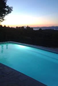Luxury villa APHRODITE - Kalamos - Casa