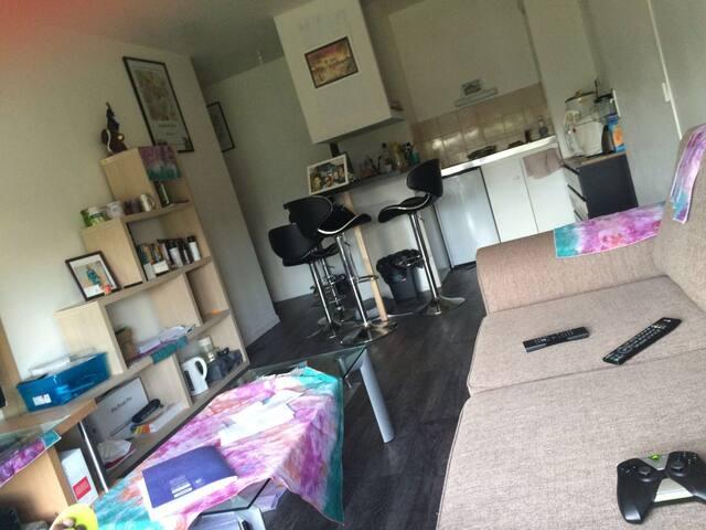 Magnifique appartement rénové à 5 min de Rennes - Saint-Jacques-de-la-Lande