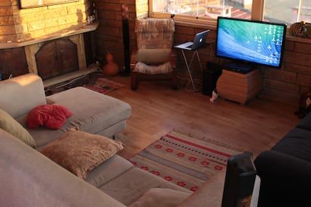 Cozy Flat with Terrace FastWifi Perfect View - Şişli - Aparthotel