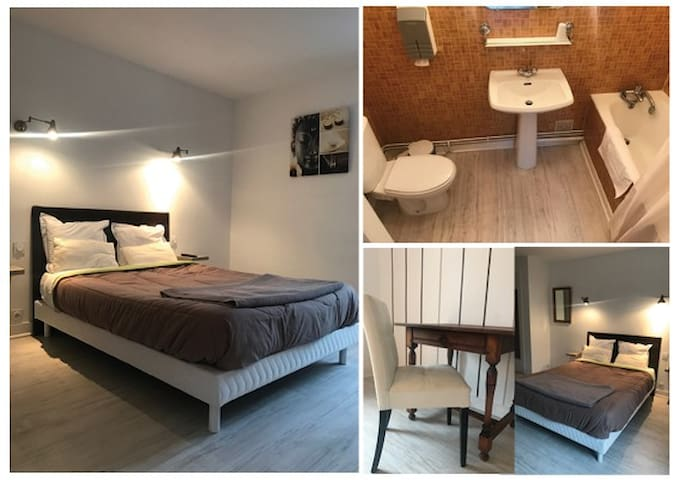 Chambres d'hôtes 85200 Forêt de Mervent
