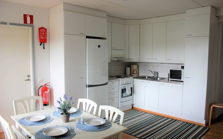 Standard Apartment, 3 Bedrooms, Balcony - Majatuvankuja 1