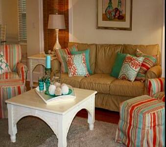 Gorgeous BHI Harbour Village Home - Bald Head Island - Σπίτι