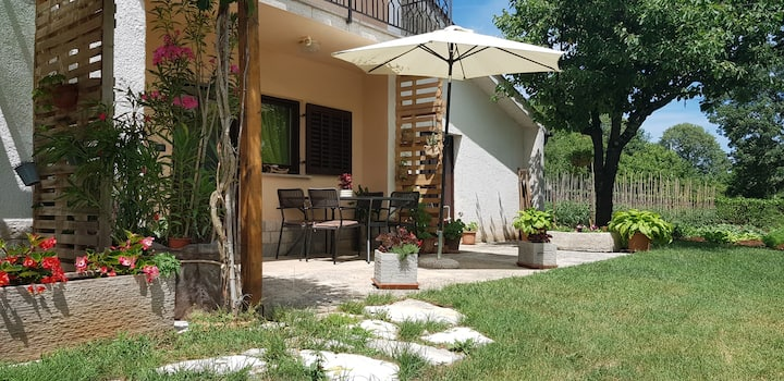 BEAUTIFUL APARTMENT IN THE HEARTH OF ISTRIA