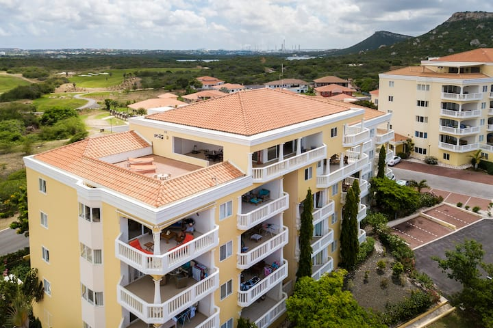 Blue Bay resort oceanview Penthouse 3 slk