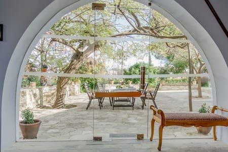 Orchard house - Garden Kamara House - Kato Drys