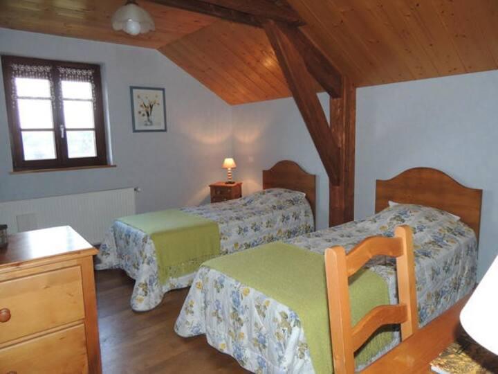 Jolie chambre au cœur des Vosges