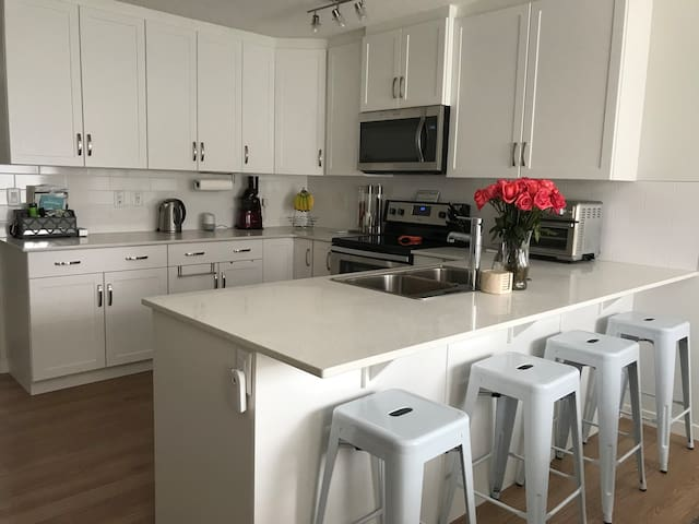 Brand new host with a brand new duplex