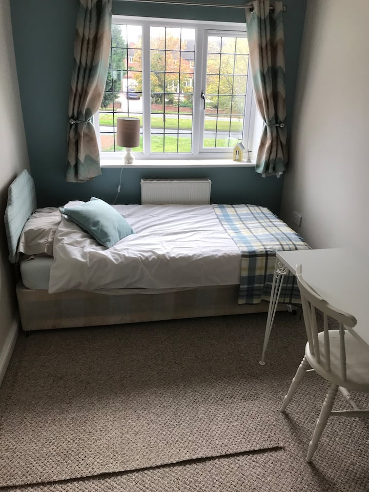 Single room front , 15-20 min walk toTown