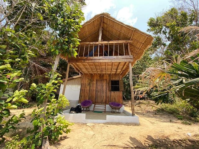Beach Front Double Floor Bungalow