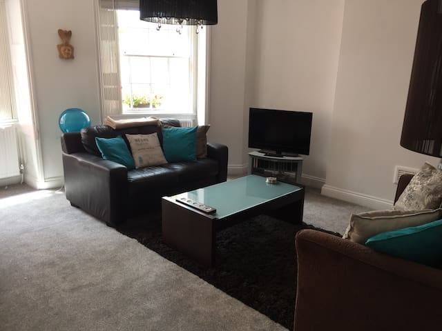 Regency Brighton Seafront Apartment