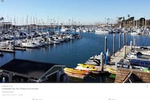 Oceanside Harbor for all your Water Rentals