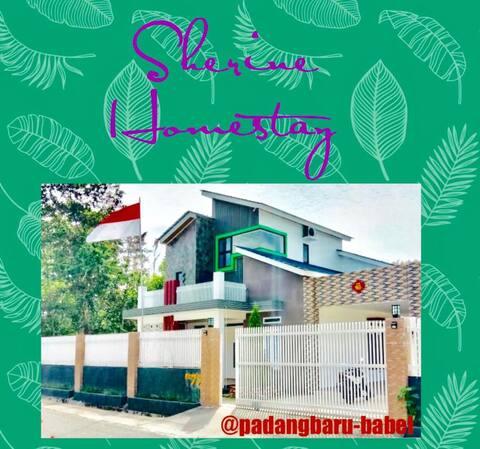Penginapan murah rumah baru,aman,damai,malam sejuk