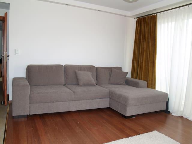 Wechta 410 - Luxury apartment with sea view - Międzyzdroje - Departamento
