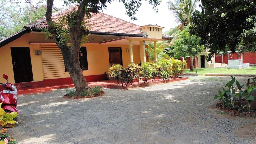Gran Lucky Inn - Jaffna - Rumah