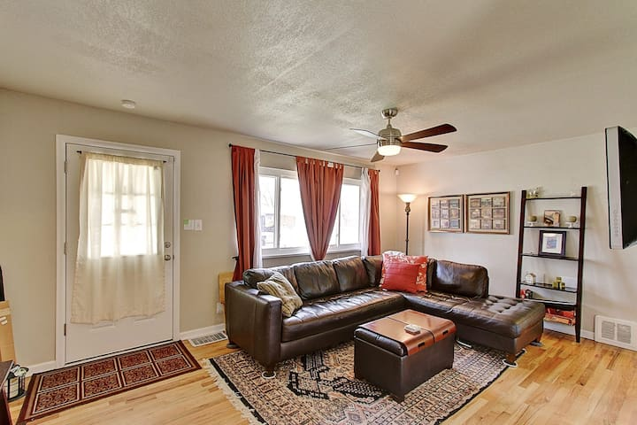 Cute 2bd/1ba 3mi from DU and Cherry Creek