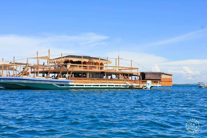 Lakawon Island Experience (Good for 4 Persons)