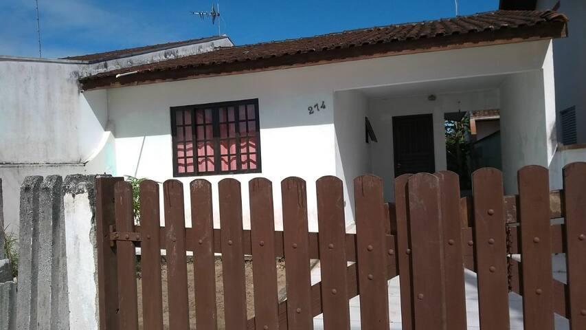 Casa para o carnaval em Ipanema (Pontal do Paraná)
