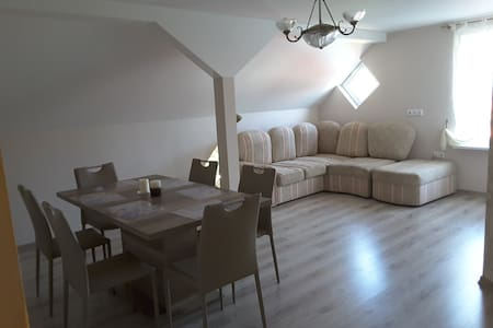 Two bedroom new renovated apartment. - Juodkrantė
