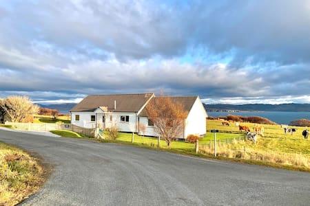 Dounhuila - Perfect family base for exploring Skye