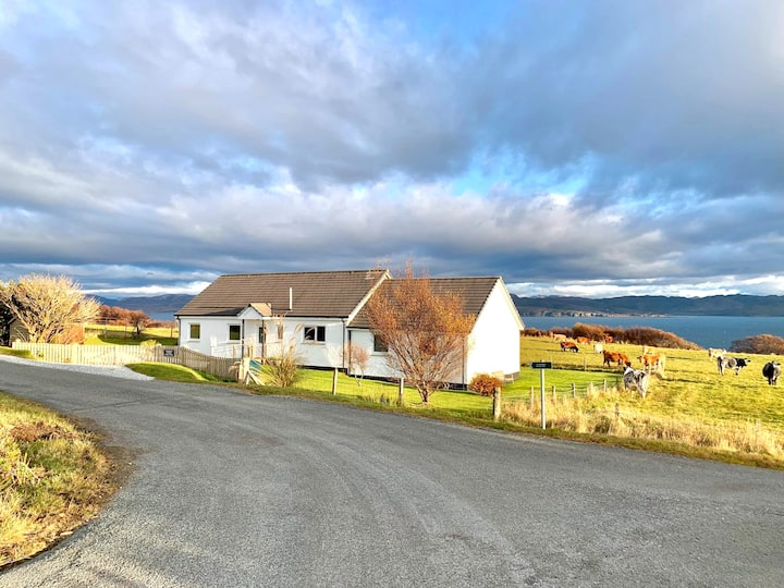 Dounhuila - Perfect family base for exploring Skye