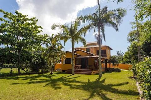 Casa de campo na praia.Acesso a lagoa da Conceição