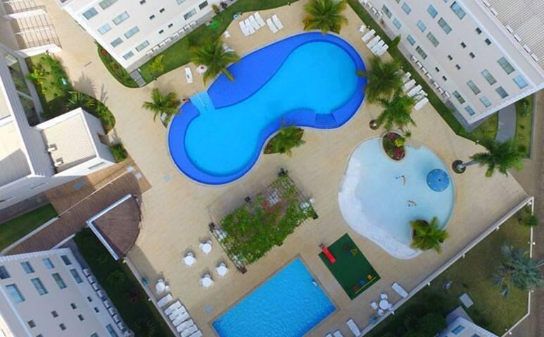 Encontro das Águas Thermas Resort