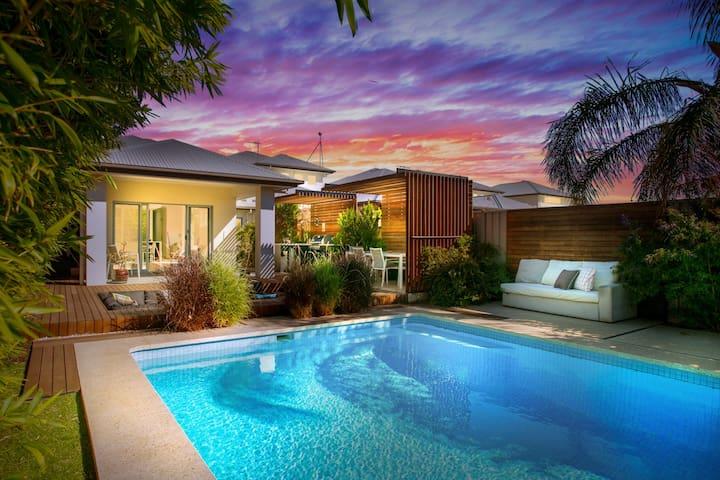 Stunning resort style accommodation in Brighton