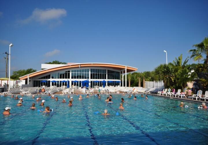 Home in award winning Sun n Fun Resort, Sarasota