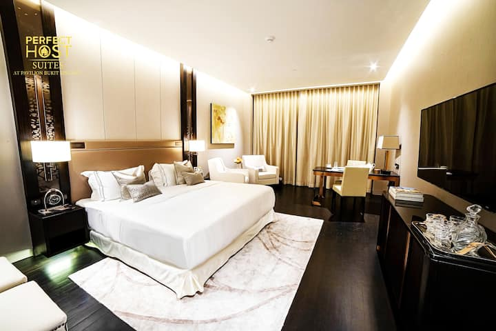 Studio King Suite at Pavilion Bukit Bintang