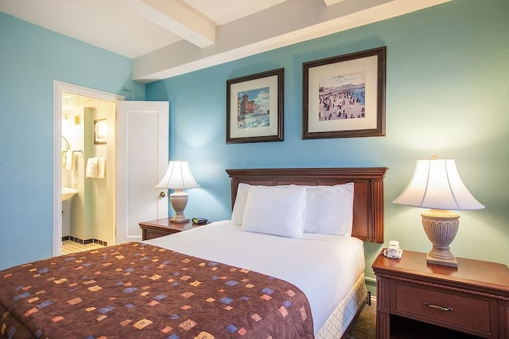 1 BEDROOM @ BRIGANTINE BEACH RESORT