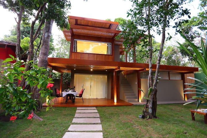 Hermosa Casa c/piscina en el mejor Barrio ! - Porto Seguro - House
