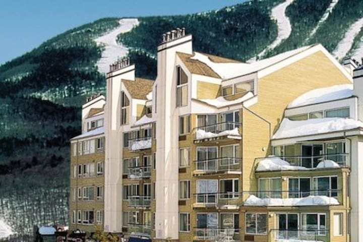 Studio ski in ski out/ golf et vélo - Beaupré - Appartement