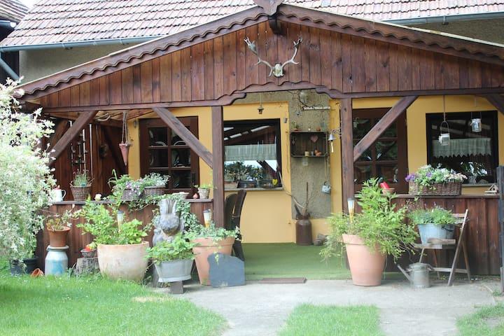 Walnußhof im Spreewald