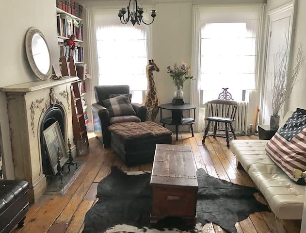 Room in Duplex Apartment