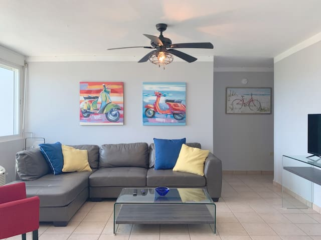 3bd with backyard and grill-Casa Chill @ El Yunque