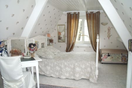 chambre d'hôtes - Arthez-de-Béarn - Aamiaismajoitus