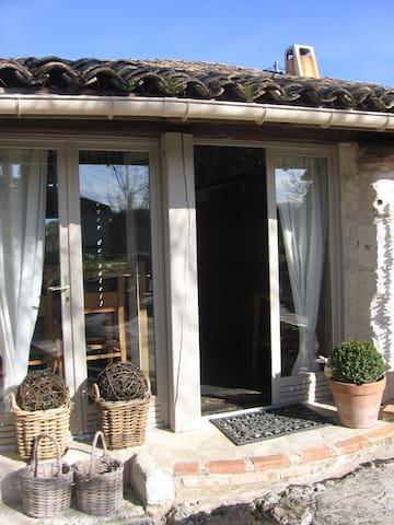 Chambres d'hôtes Le Bourdiel : Lever du soleil