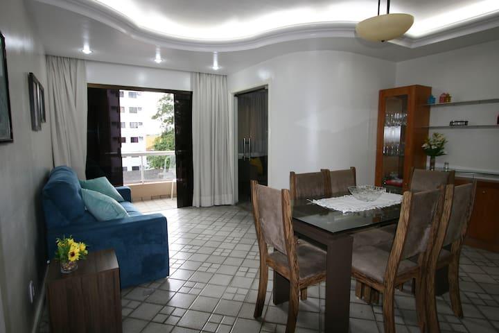 Apartamento em Batista Campos/Pólo Joalheiro