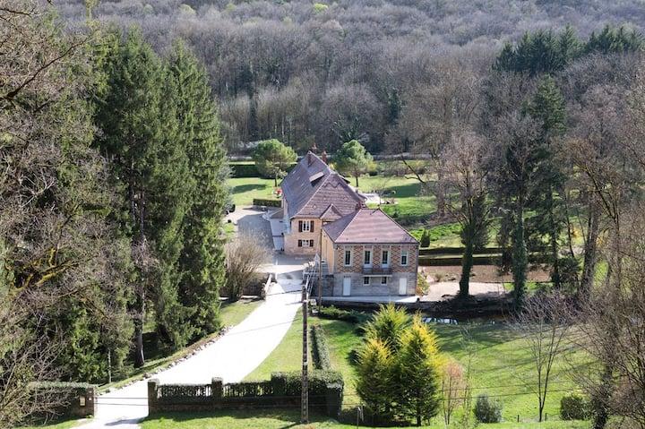 Gîte Moulin de la Serrée 4 étoiles