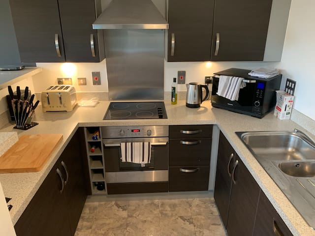 Zebra Serviced Apartments@Cathedral Court