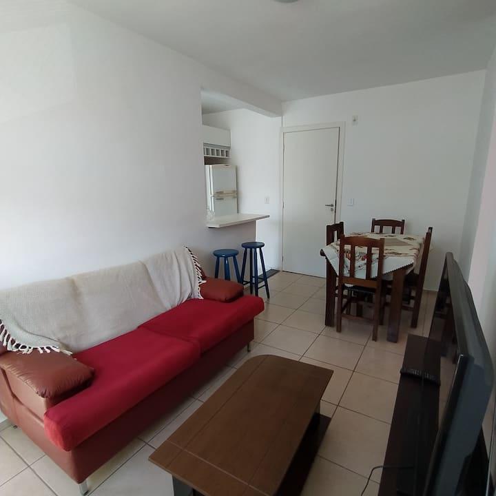 Apartamento todo mobiliado ao lado da ufms