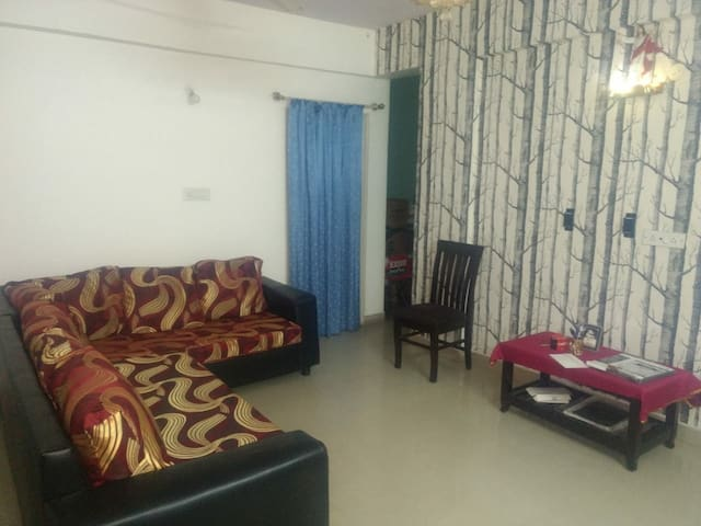 Home near Meenakshi mall BG road on rent 4 family