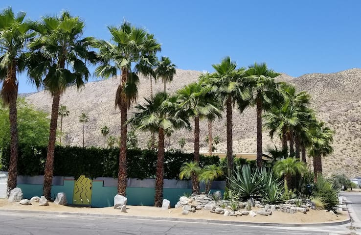 OLANCHA PALMS: your private resort in Palm Springs